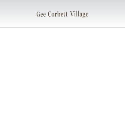 Communities – Gee Corbett Village