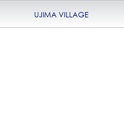 Communities – Ujima Village