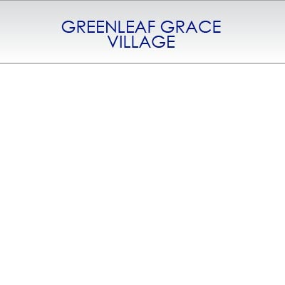 Communities – Greenleaf Grace Village
